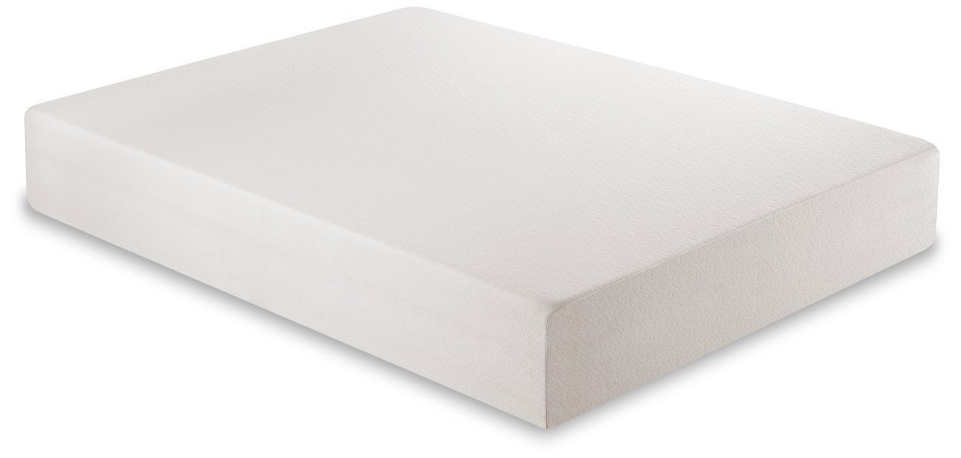 2a memory foam mattress infused with green tea extra to keep it fresh