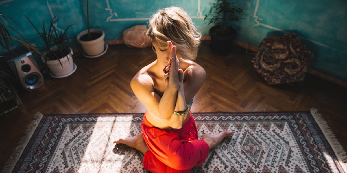 10 Yoga Poses For Morning & Night That Will Help You Stay True To Your Intentions All Day, Every Day