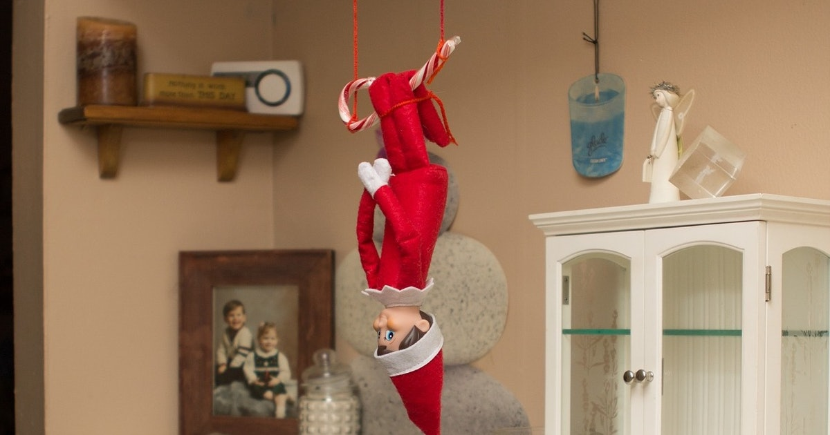14 Hilarious Memes Every Mom Who Hates Elf On The Shelf Will Totally Get