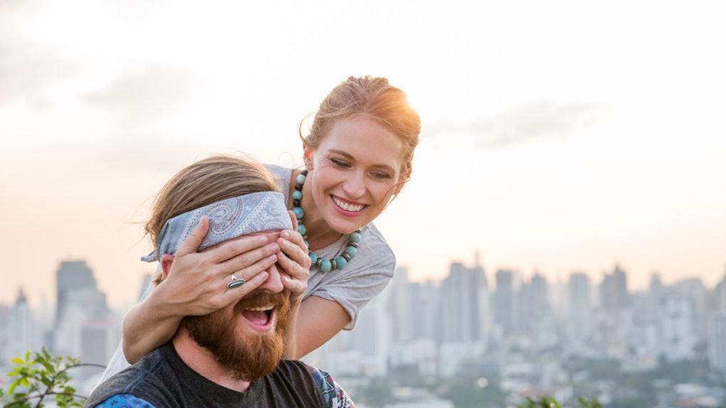 good surprises for your boyfriend