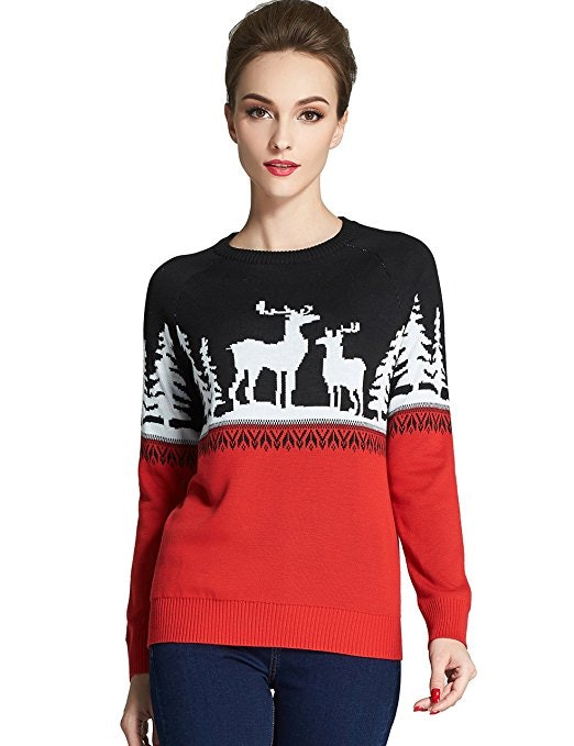 5an ugly christmas sweater thats not that ugly