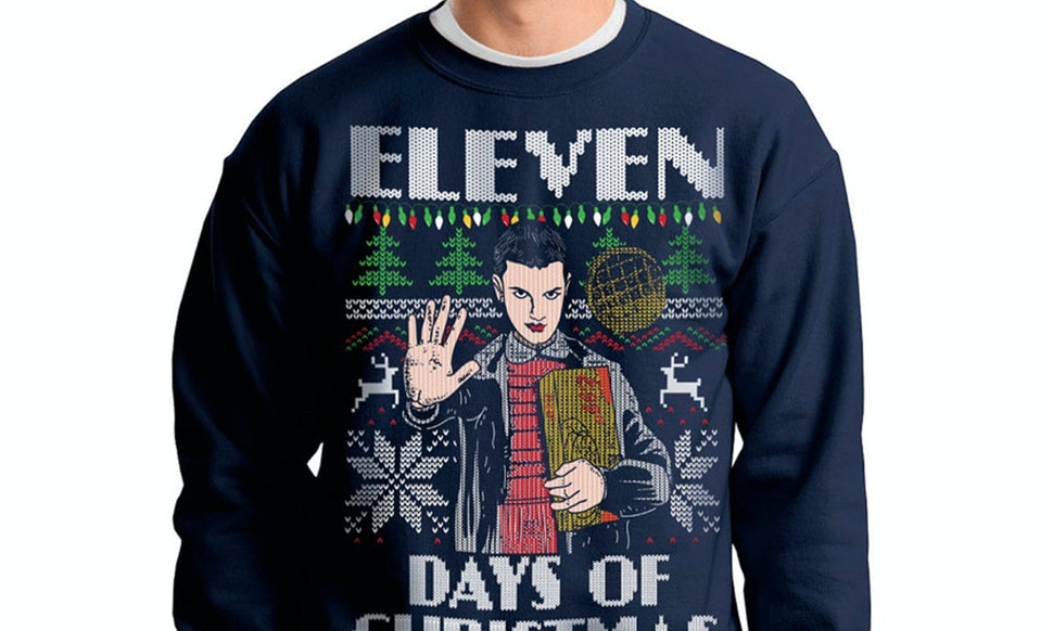 11 Pop Culture Inspired Ugly Christmas Sweaters That Will Make Your ...