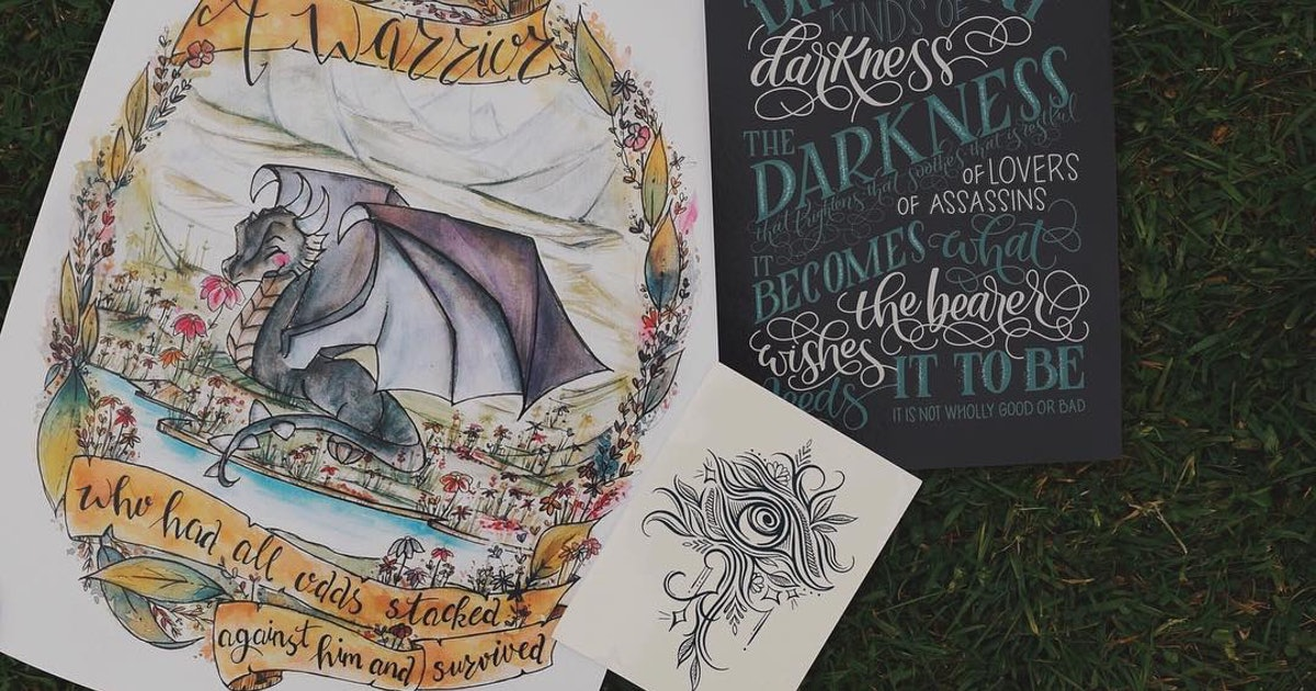 17 Art Prints Of Books For People Who Wear Their Book-Loving Hearts On Their Sleeves (And Their Walls)