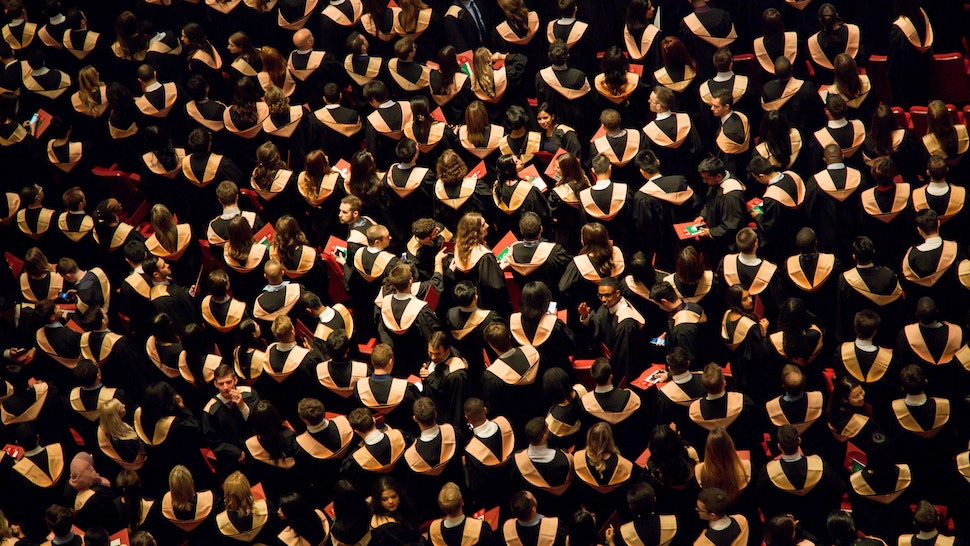 How Much Stress Are Student Loans? Half Of People In Debt