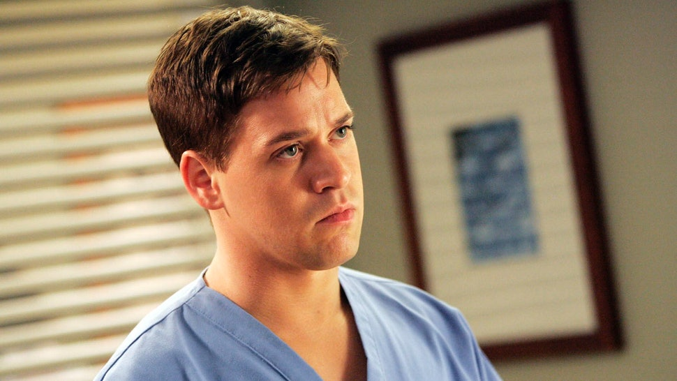 What Is Tr Knight From Greys Anatomy Doing In 2017 George O