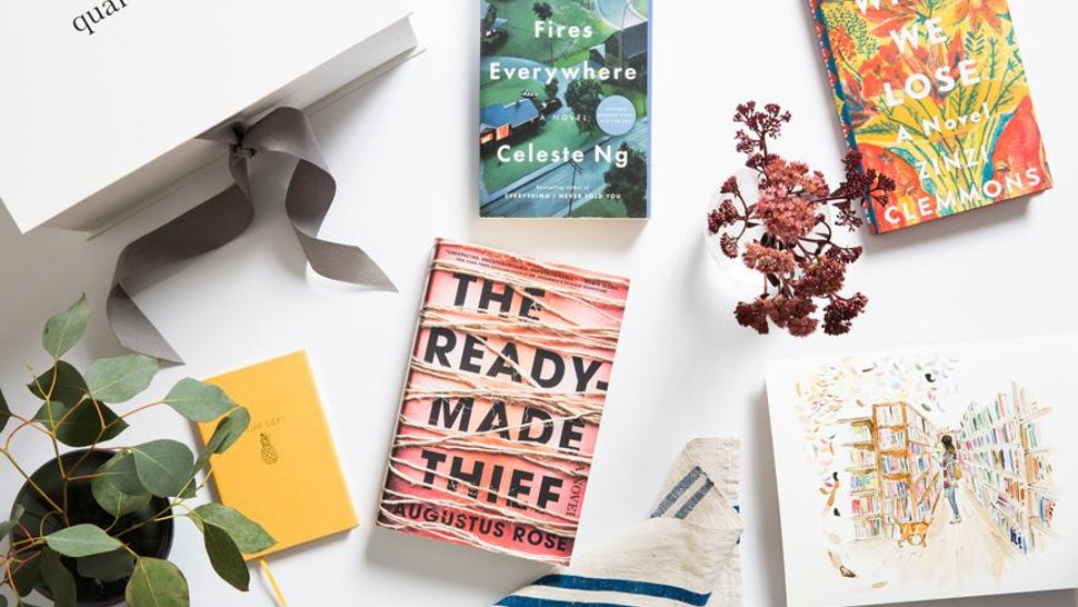 16 Literary Subscription Boxes To Gift This Year, Based On