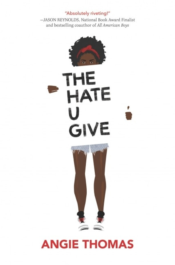 Image result for hate u give