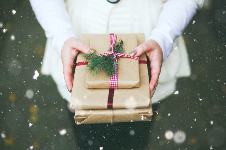 Christmas gifts new relationship