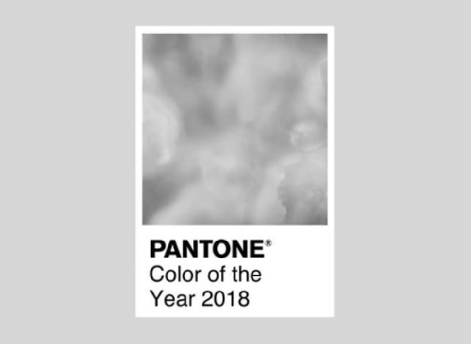 What Is The Color Of 2018 Ultra Violet Is Going To Take