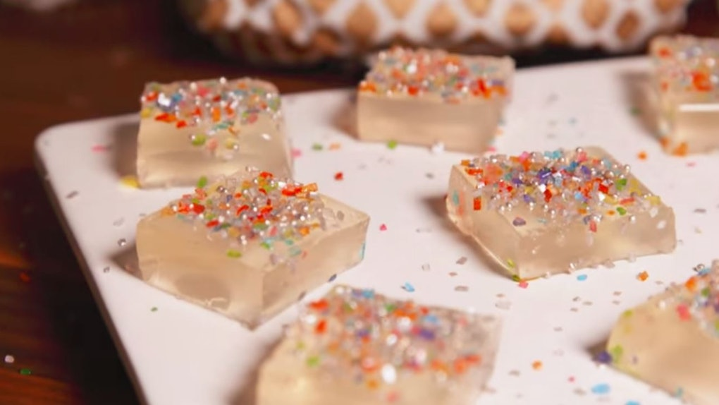 10 Champagne Jello Shot Recipes For A Poppin New Year S Eve