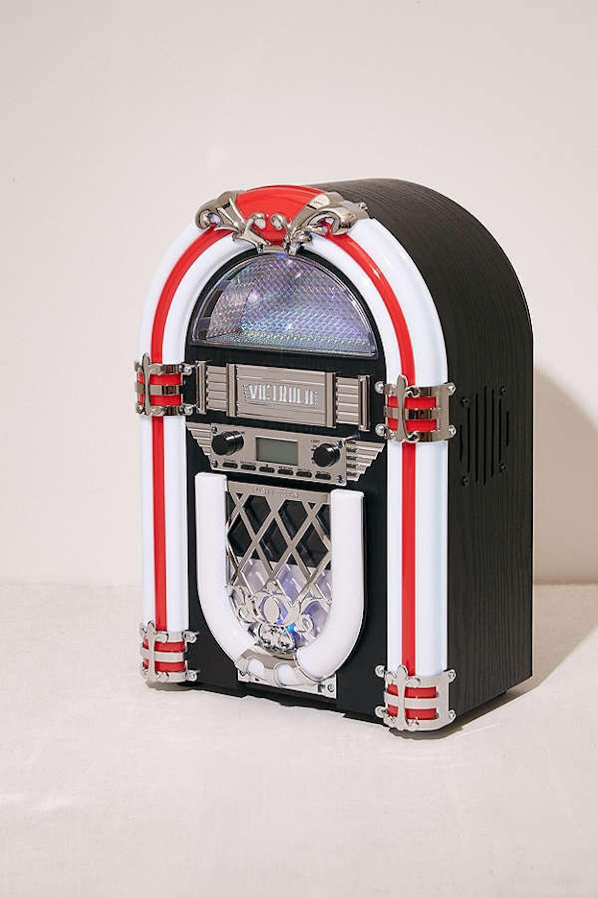 Victrola Desktop Bluetooth Jukebox