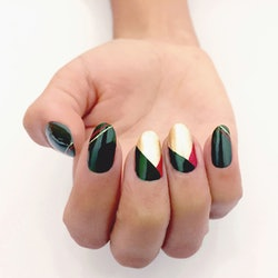 Holiday nail art looks that you can replicate at home.
