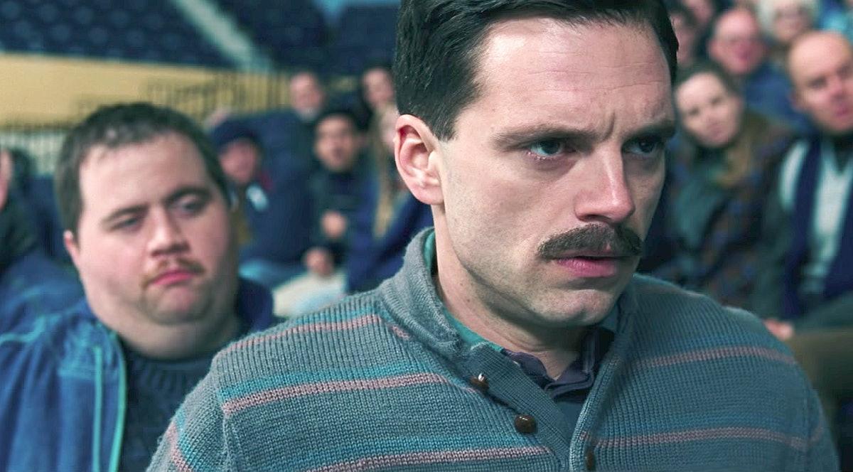 Sebastian Stan as Jeff Gillooly in 'I, Tonya'