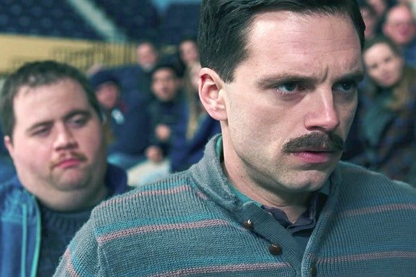 Sebastian Stan as Jeff Gillooly in 'I, Tonya'