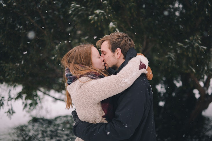 After which date should you kiss before dating