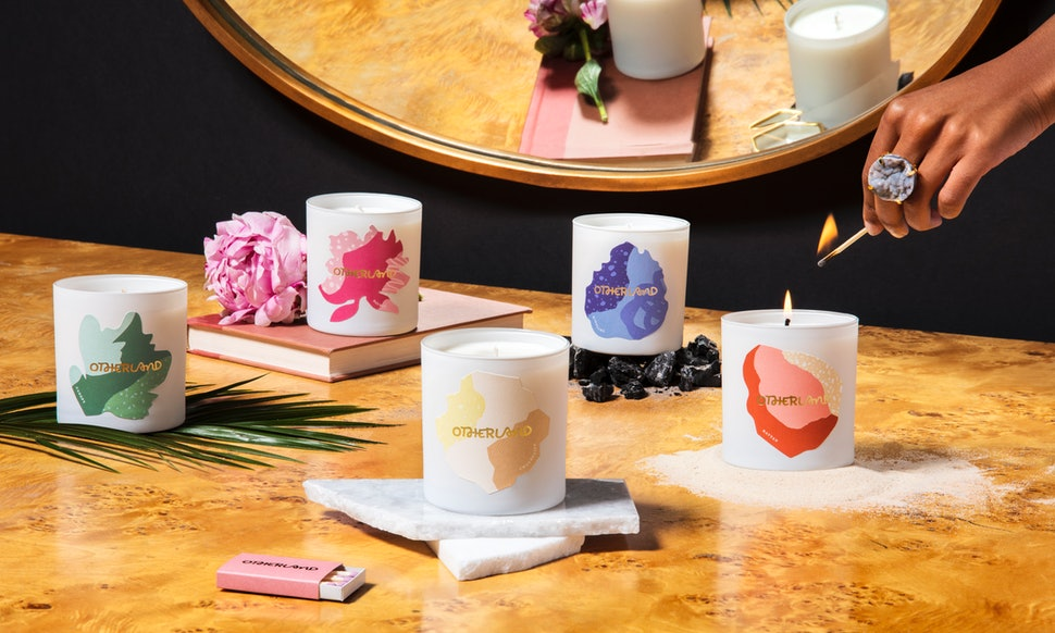 Otherland is the new millennial candle brand that wants to for Different brands of candles