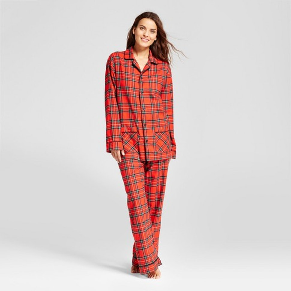 All The Christmas Pajamas Youll See On Instagram This Year Where To Buy Them