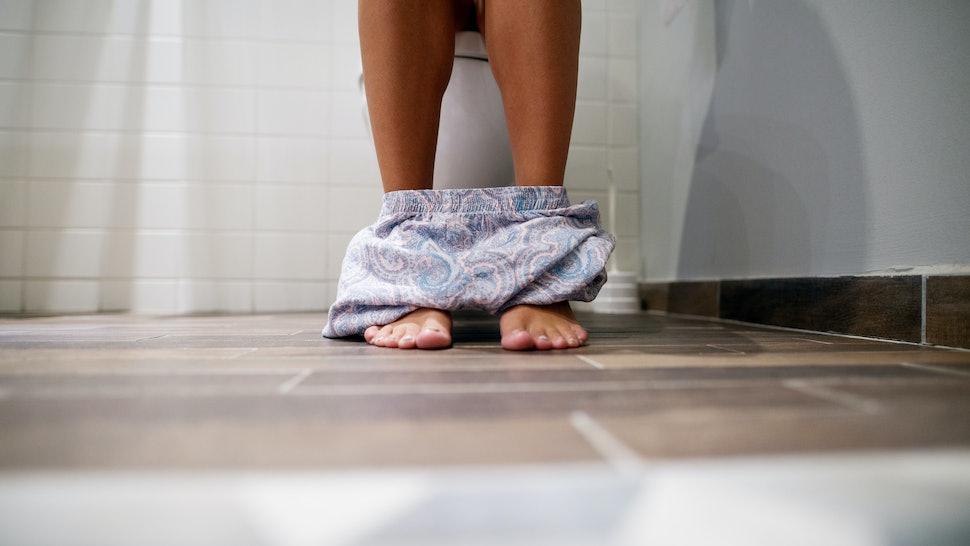 Image result for black women holding bladder