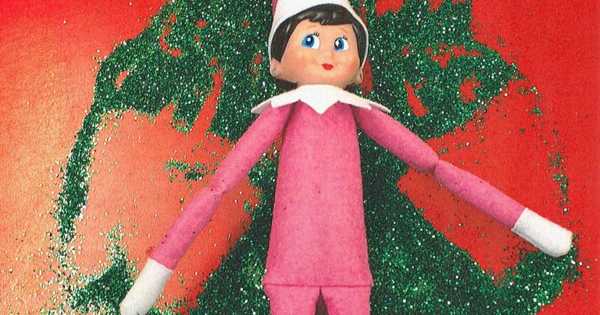 26+ Pink Elf On The Shelf Amazon Pics