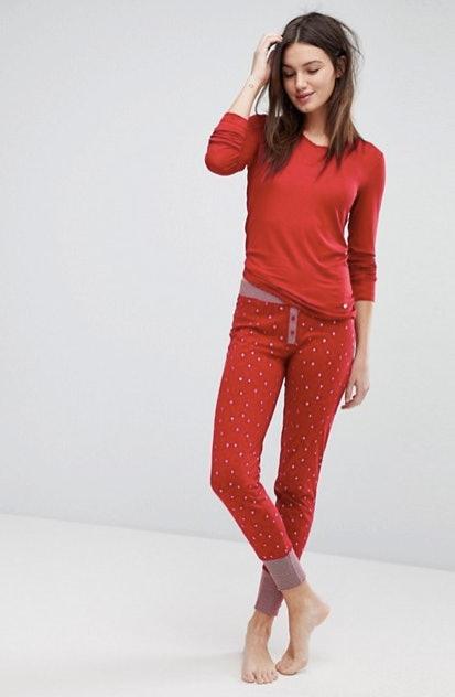 star print pajamas - Nordstrom Christmas Pajamas