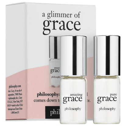 Philosophy: A Glimmer of Grace Mini Duo