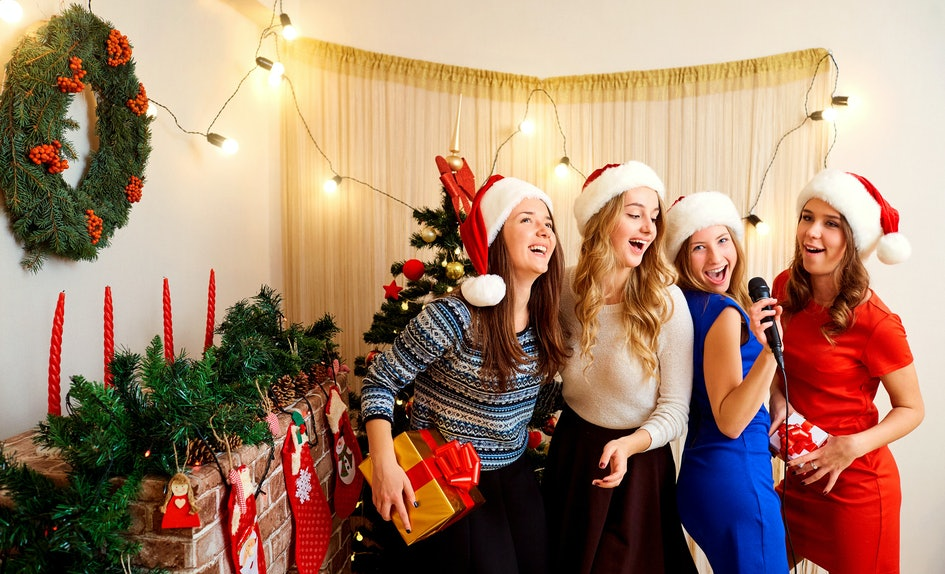 22 christmas song lyrics for instagram captions that you will fa la la la love