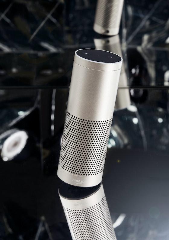 Amazon Echo Plus in Chrome