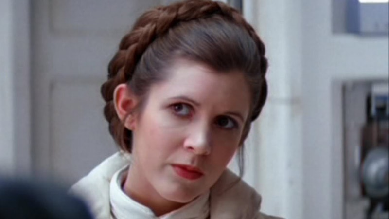 the carrie fisher tribute in the last jedi will leave star wars