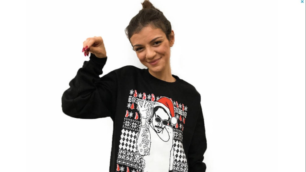 6a13ab3a These Pop Culture Christmas Sweaters Will Make You The Life Of The Party