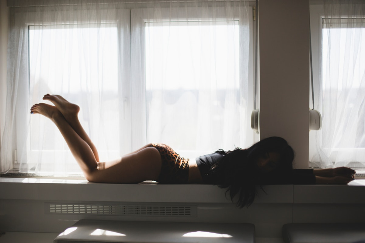 4 Sex Positions To Try In 2018 If You're Resolving To Be More Adventurous