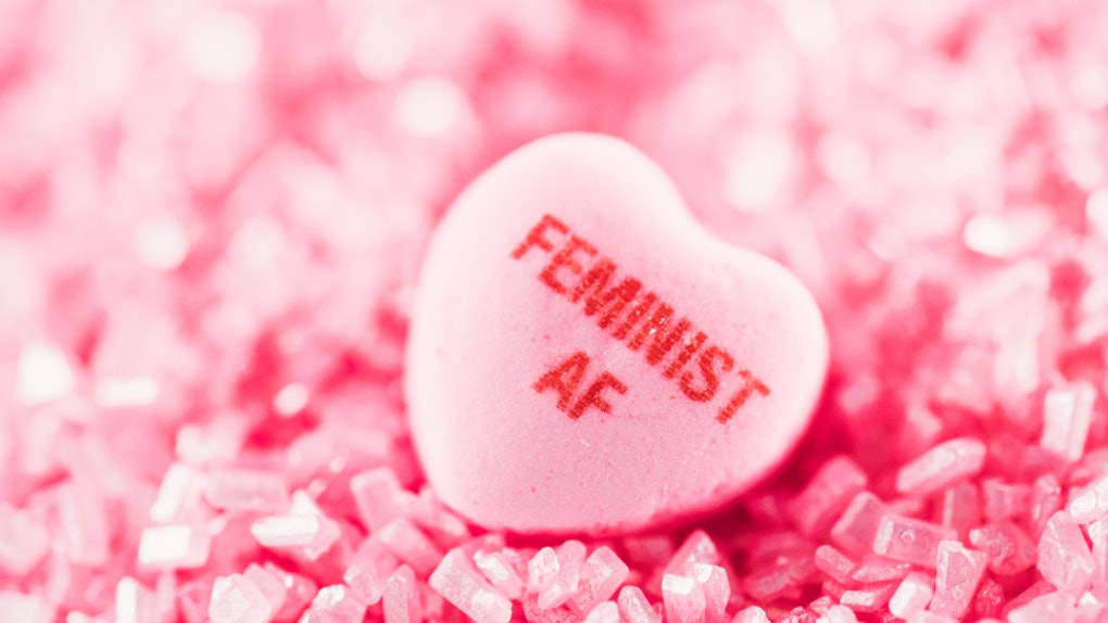 dating tips for a feminist man