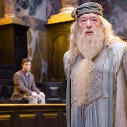 The best 'Harry Potter' quotes from the books. Photo of Albus Dumbledore. Photo via Warner Bros. Pic...