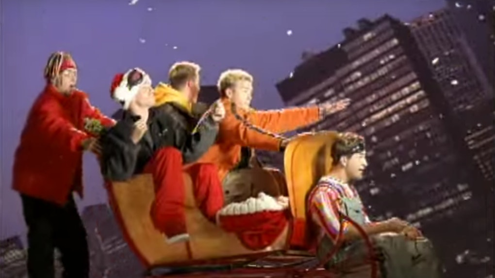 6 Boy Band Christmas Songs For Every Holiday Plan With Your