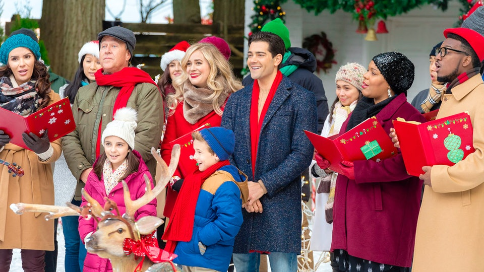 Is Christmas Next Door Based On A True Story This Hallmark Movie