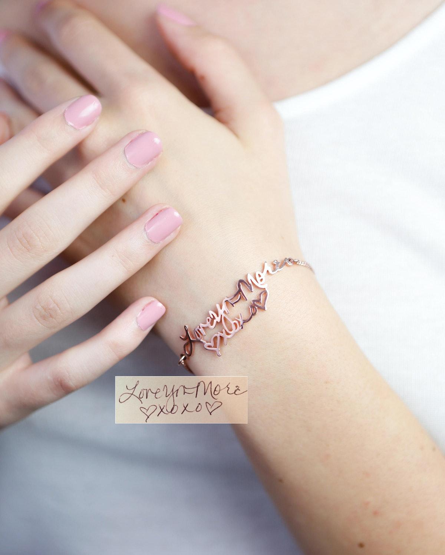 Handwritten Bracelet