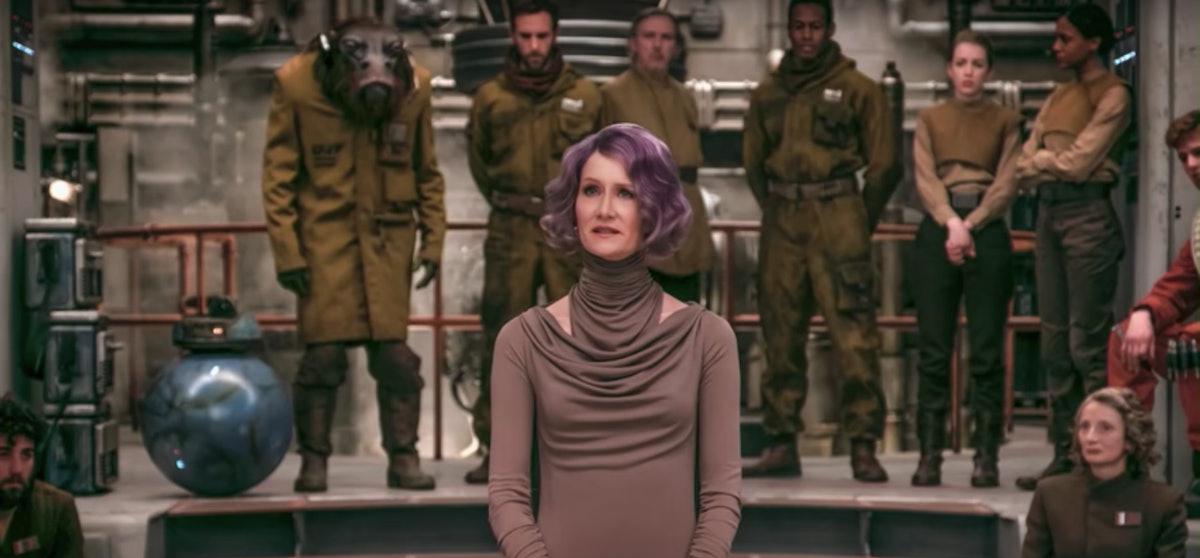 Holdo's Final Scene In 'The Last Jedi' Was The Most Chilling Scene Of All Time