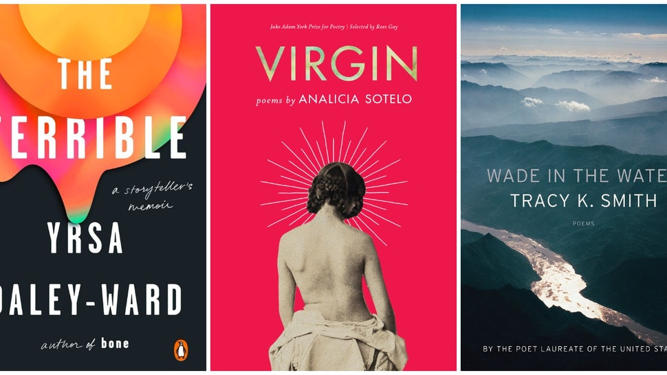 12 Most Anticipated Poetry Collections Hitting Bookstores In