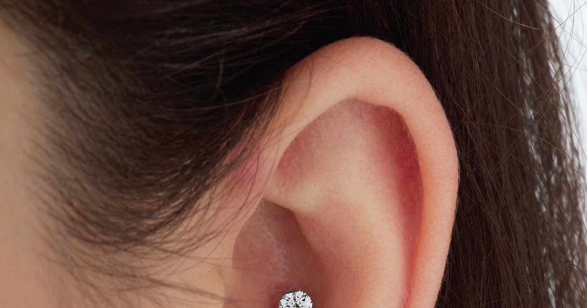 The 2018 Ear Piercing Trend Everyone Will Be Eager To Get