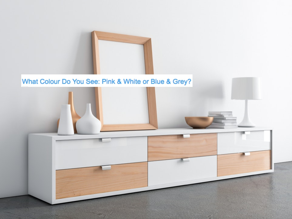 What Color Is This Dresser People Are Divided Over This Viral