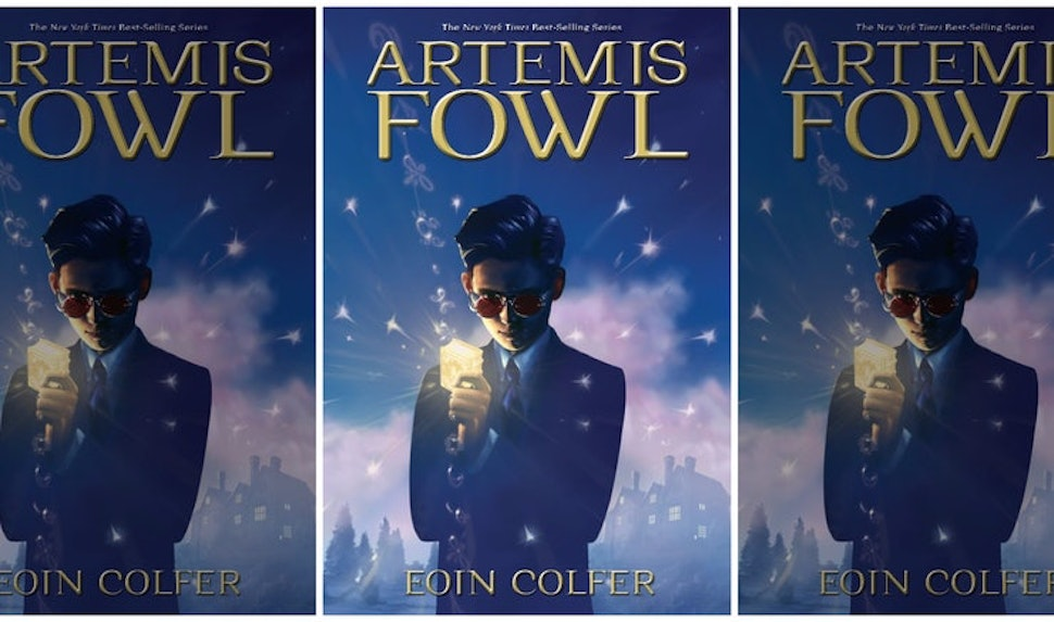 Disney S Artemis Fowl Movie Cast Includes A Gender Swap That Will