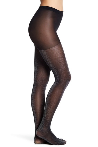 Free Press Sheer Sparkle Tights