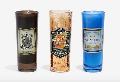 Highball Sunny Afternoon Cocktail Flight Candle Set