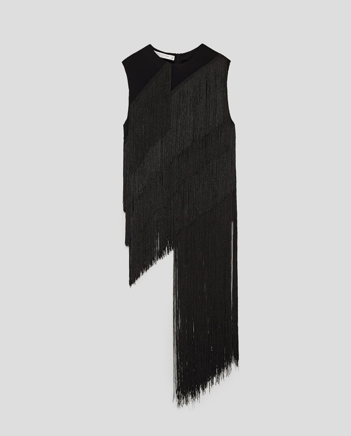 Long Fringed Top
