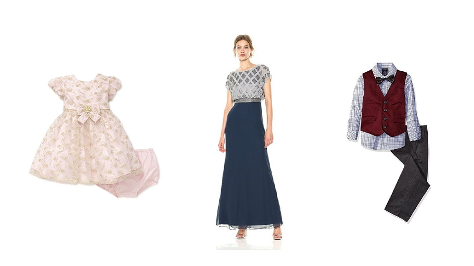 - 12 Great Last-Minute Christmas Outfits For The Whole Family