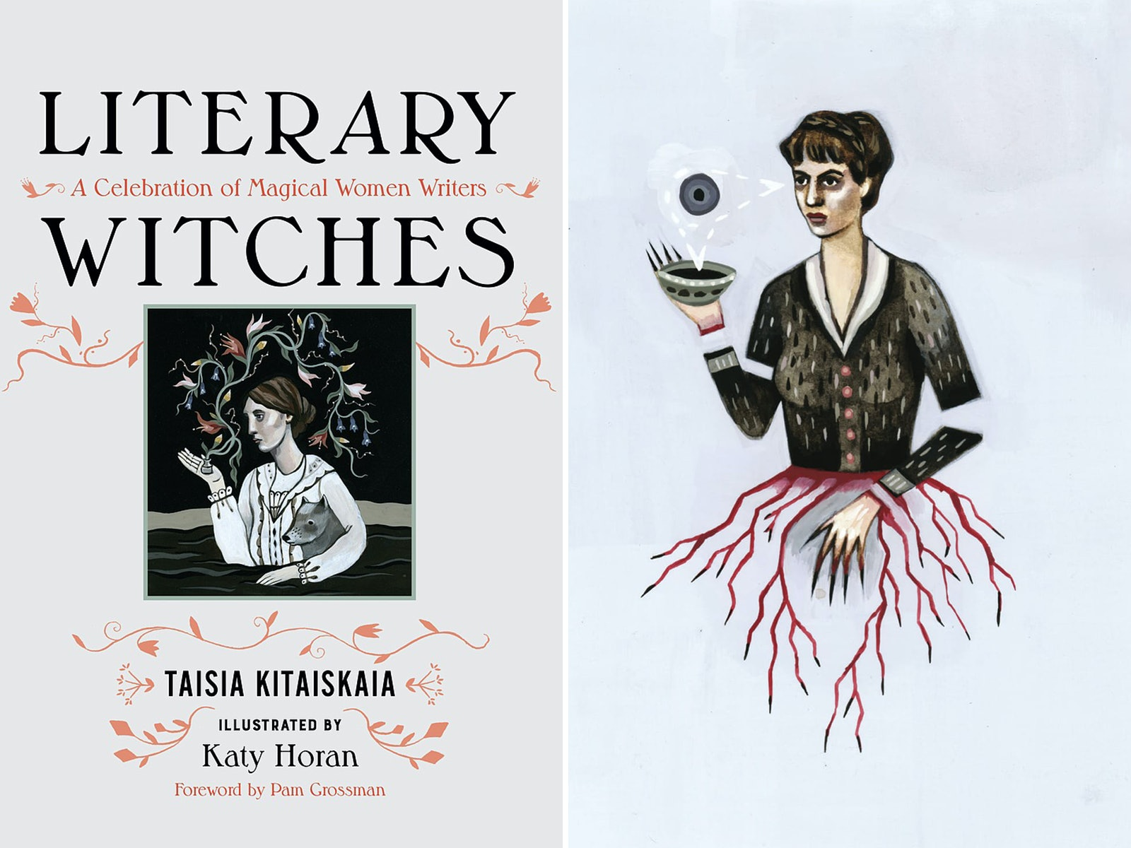 A Celebration of Magical Women Writers Literary Witches