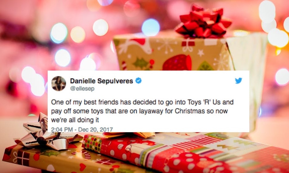 How To Pay For Layaway Toys For Strangers At Large Retail Stores ...