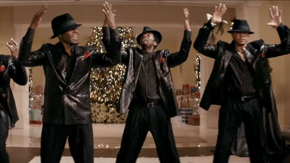 Why Don't Christmas Movies Include More People Of Color