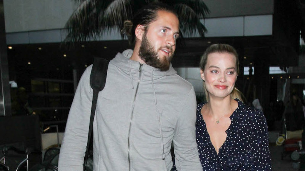 Who Is Margot Robbie S Husband Tom Ackerley Also Works In Film