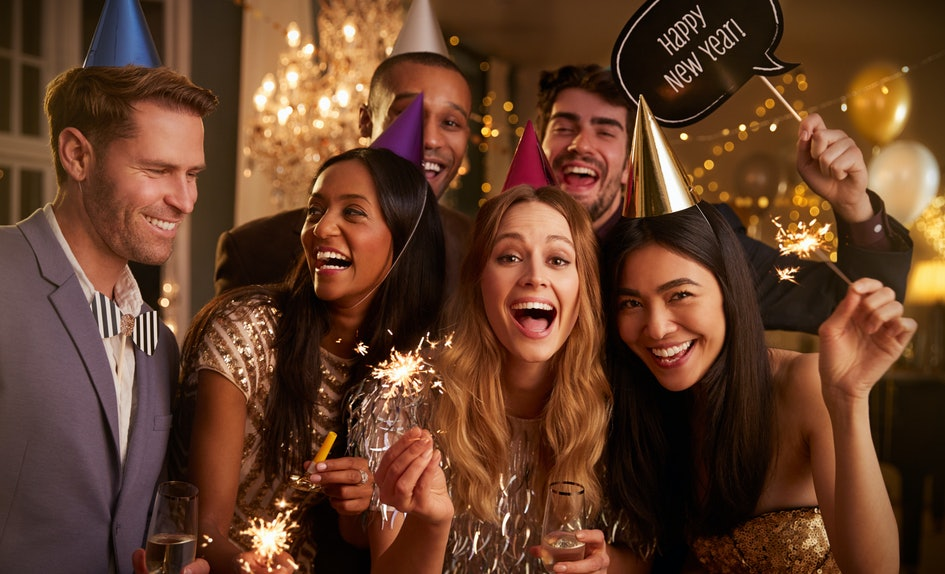 7 new years eve party themes to ring in the new year with style