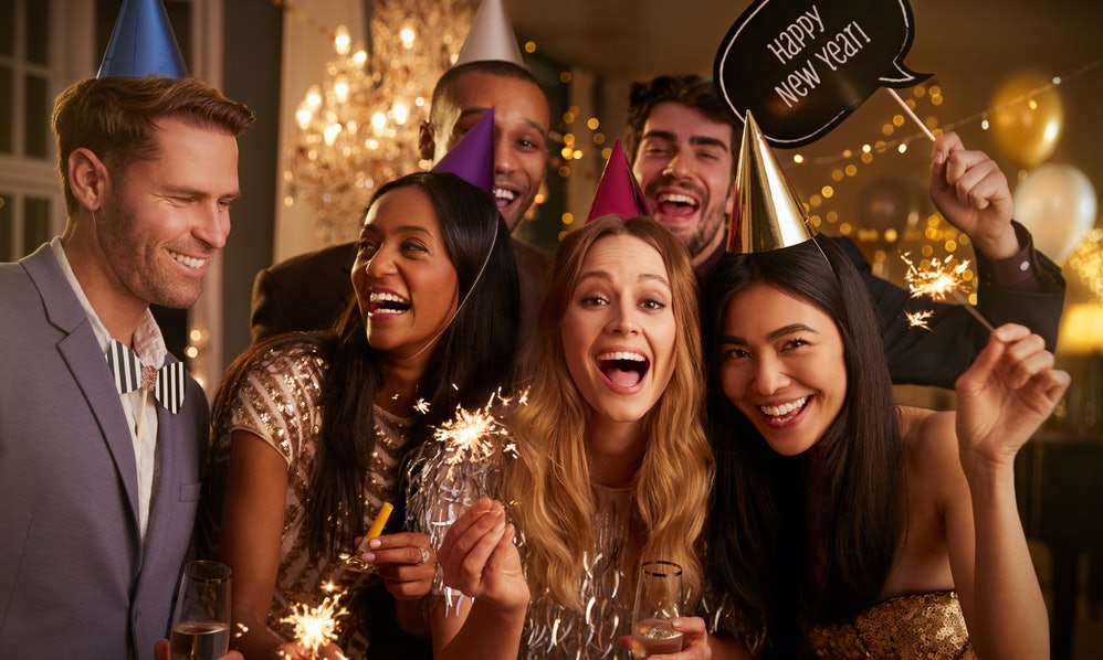 7 New Year's Eve Party Themes To Ring In The New Year With ...